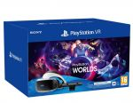 Příslušenství ke konzoli Playstation 4 PlayStation VR + kamera + adaptér pro PS5 + VR Worlds