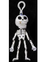 Herní příslušenství Roztomilá figurka kostlivce (bílá)