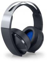 Príslušenstvo ku konzole Playstation 4 PlayStation Platinum Wireless Headset