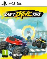Cant Drive This (PS5)