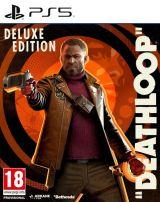Deathloop - Deluxe Edition (PS5) + darček tričko + DLC