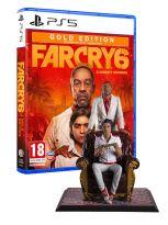 hra pro Playstation 5 Far Cry 6 - Gold Edition + figurka Anton & Diego