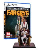 hra pro Playstation 5 Far Cry 6 - Ultimate Edition + figurka Anton & Diego
