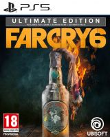 hra pro Playstation 5 Far Cry 6 - Ultimate Edition
