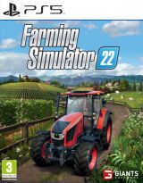 hra pro Playstation 5 Farming Simulator 22