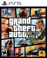 hra pro Playstation 5 Grand Theft Auto V