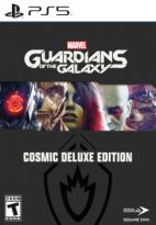 hra pro Playstation 5 Marvel's Guardians of the Galaxy - Cosmic Deluxe Edition