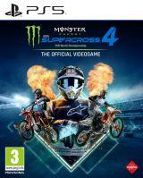 Monster Energy Supercross 4 (PS5)