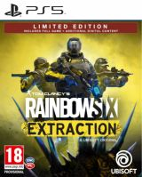 hra pro Playstation 5 Rainbow Six: Extraction - Limited Edition