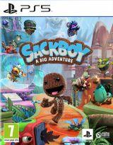 hra pro Playstation 5 Sackboy: A Big Adventure CZ