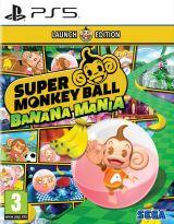 hra pro Playstation 5 Super Monkey Ball Banana Mania - Launch Edition