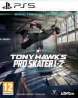 hra pro Playstation 5 Tony Hawks Pro Skater 1 + 2
