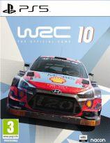 hra pro Playstation 5 WRC 10