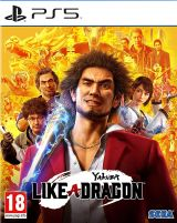 hra pro Playstation 5 Yakuza: Like a Dragon