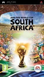 Hra pre PSP 2010 FIFA World Cup South Africa + puzdro + samolepky (akčný balíček)