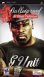 Hra pre PSP 50 Cent: Bulletproof