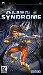 Hra pre PSP Alien Syndrome