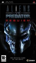 Hra pre PSP Aliens vs. Predator: Requiem