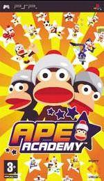 Hra pre PSP Ape Academy