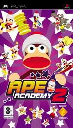 Hra pre PSP Ape Academy 2