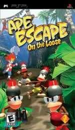 Hra pro PSP Ape Escape P