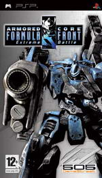 Hra pre PSP Armored Core: Formula Front