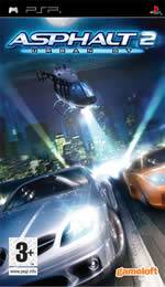 Hra pre PSP Asphalt: Urban GT 2