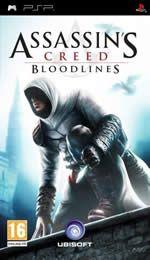 Hra pre PSP Assassins Creed: Bloodlines
