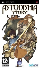 Hra pre PSP Astonishia Story