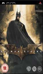 Hra pre PSP Batman Begins
