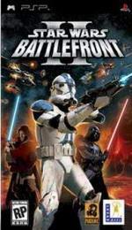 Hra pre PSP Star Wars: Battlefront II