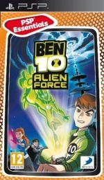 Hra pre PSP Ben 10: Alien Force