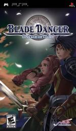 Hra pre PSP Blade Dancer