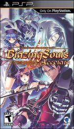 Hra pre PSP Blazing Souls Accelate