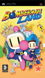 Hra pre PSP Bomberman land