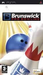 Hra pre PSP Brunswick Pro Bowling