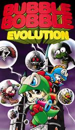 Hra pre PSP Bubble Bobble Evolution