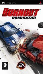 Hra pre PSP Burnout: Dominator