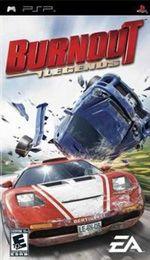 Hra pre PSP Burnout: Legends