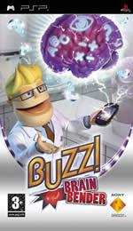 Hra pre PSP Buzz! Brain Bender