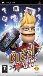 Hra pre PSP Buzz! Master Quiz