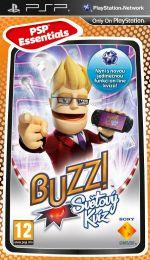 Hra pre PSP Buzz! Svetový kvíz