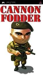 Hra pre PSP Cannon Fodder