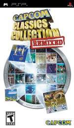 Hra pre PSP Capcom Classics Collection Remixed