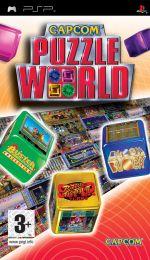 Hra pre PSP Capcom Puzzle World