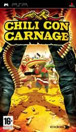 Hra pre PSP Chili Con Carnage