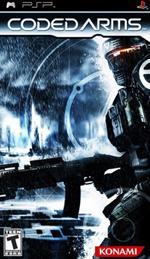 Hra pre PSP Coded Arms