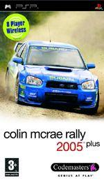 Hra pre PSP Colin McRae Rally 2005