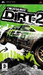Hra pre PSP Colin McRae: DIRT 2