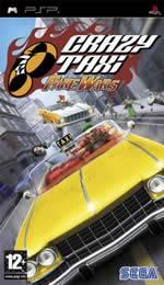 Hra pre PSP Crazy Taxi: Fare Wars dupl